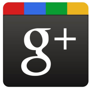 Google Plus Social Media Badge
